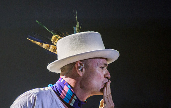 Gord Downie in Concert, 2016
