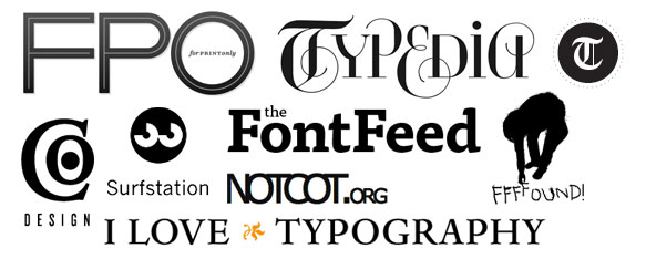 Sites that have featured the Ligature, Loop and Stem Typographic Anatomy Lesson Plan print
